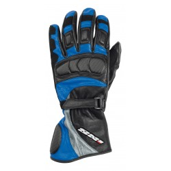 IXS X-Gant Molina noir-bleu-argent