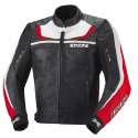 IXS X-Veste Shertan noir-rouge-blanc