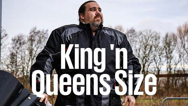 Kings 'n Queens Size